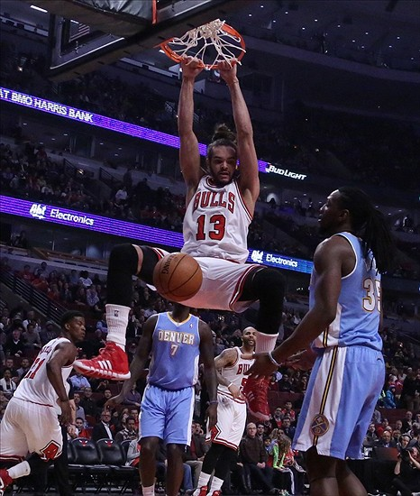 Recap: Bulls Beat The Denver Fool's Gold... I Mean Nuggets