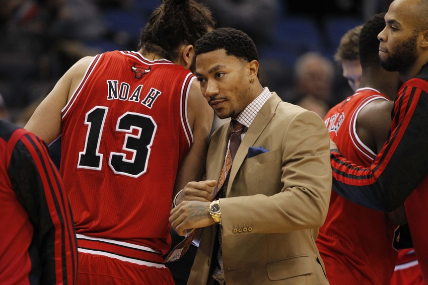Nba Rumors Derrick Rose