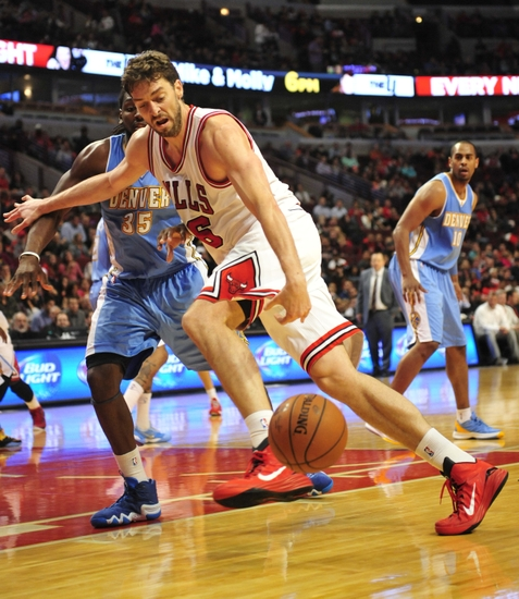 """George Karl Believes The Bulls Have """"winning Championships"""