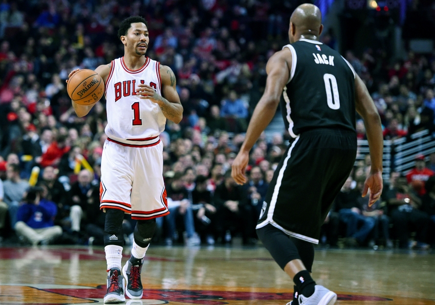 883fdd45fe3f Breaking Down Derrick Rose s Problem with the 3-Point Shot