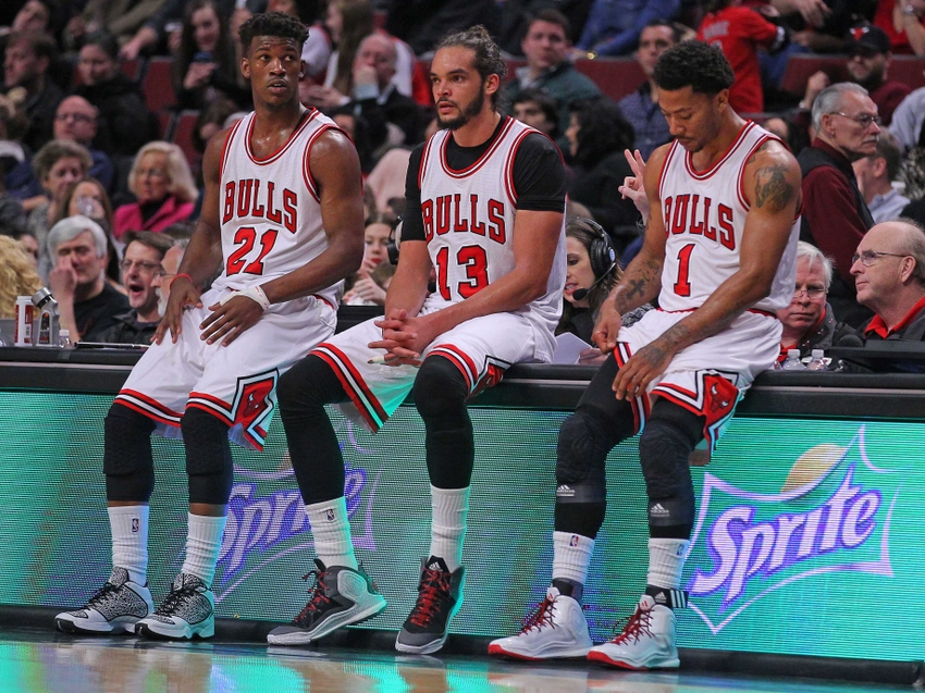 2e49fbbf037 Derrick Rose Misses Practice and That is a Huge Problem