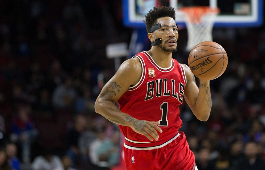 175dd133266 Chris Crouse of HoopsRumors.com wrote a piece on the Philadelphia 76ers  offseason outlook recently and a mention of Derrick Rose and the Chicago  Bulls made ...