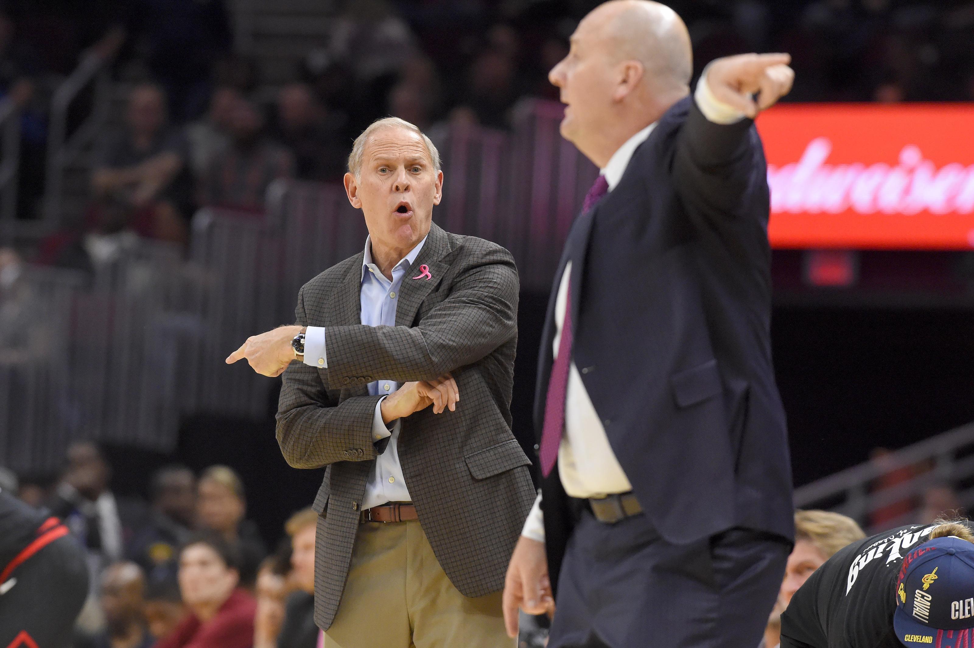 Chicago Bulls: Jim Boylen should be next to go after Cavs' John Beilein