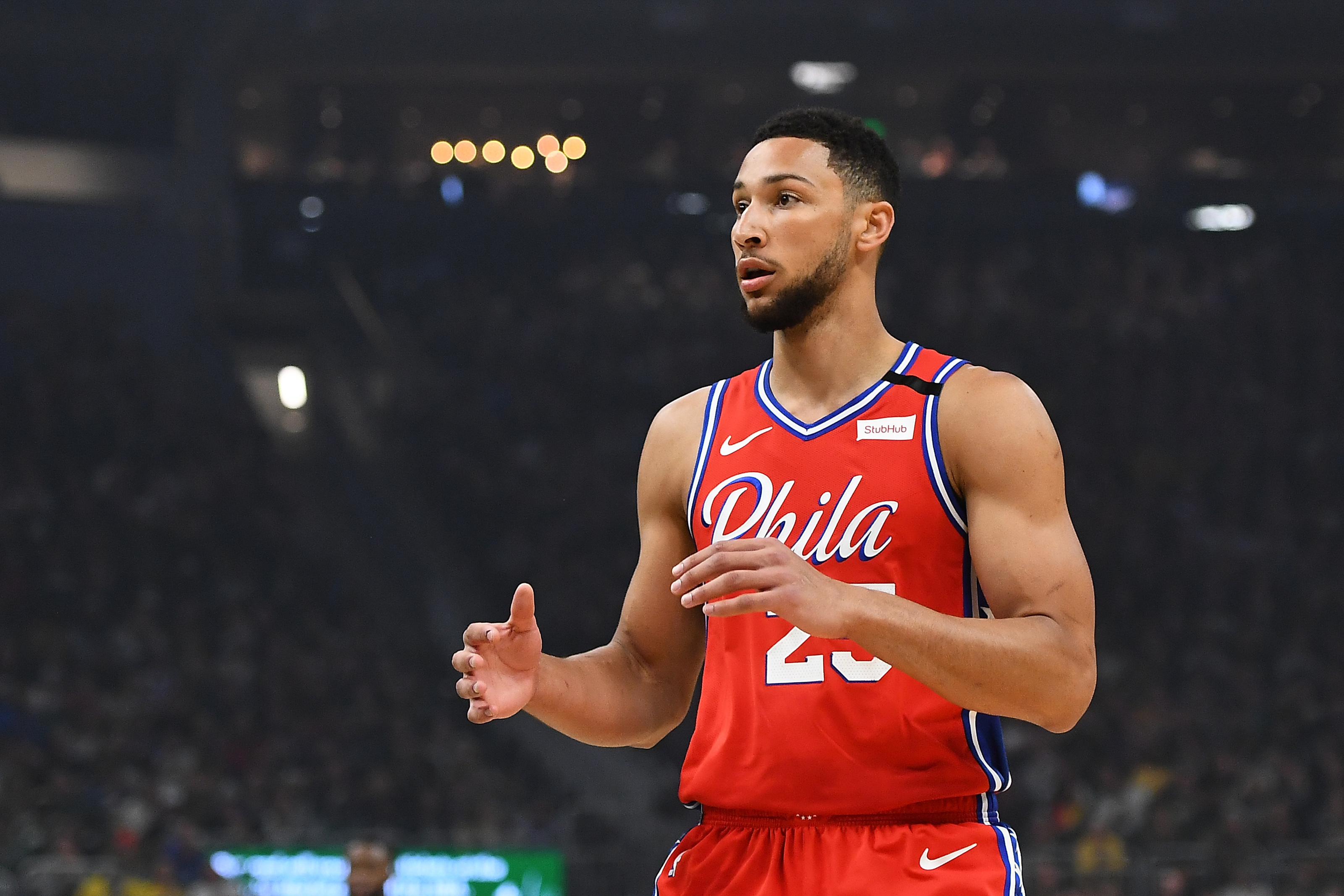 Chicago Bulls: 3 trades with the Sixers for Ben Simmons