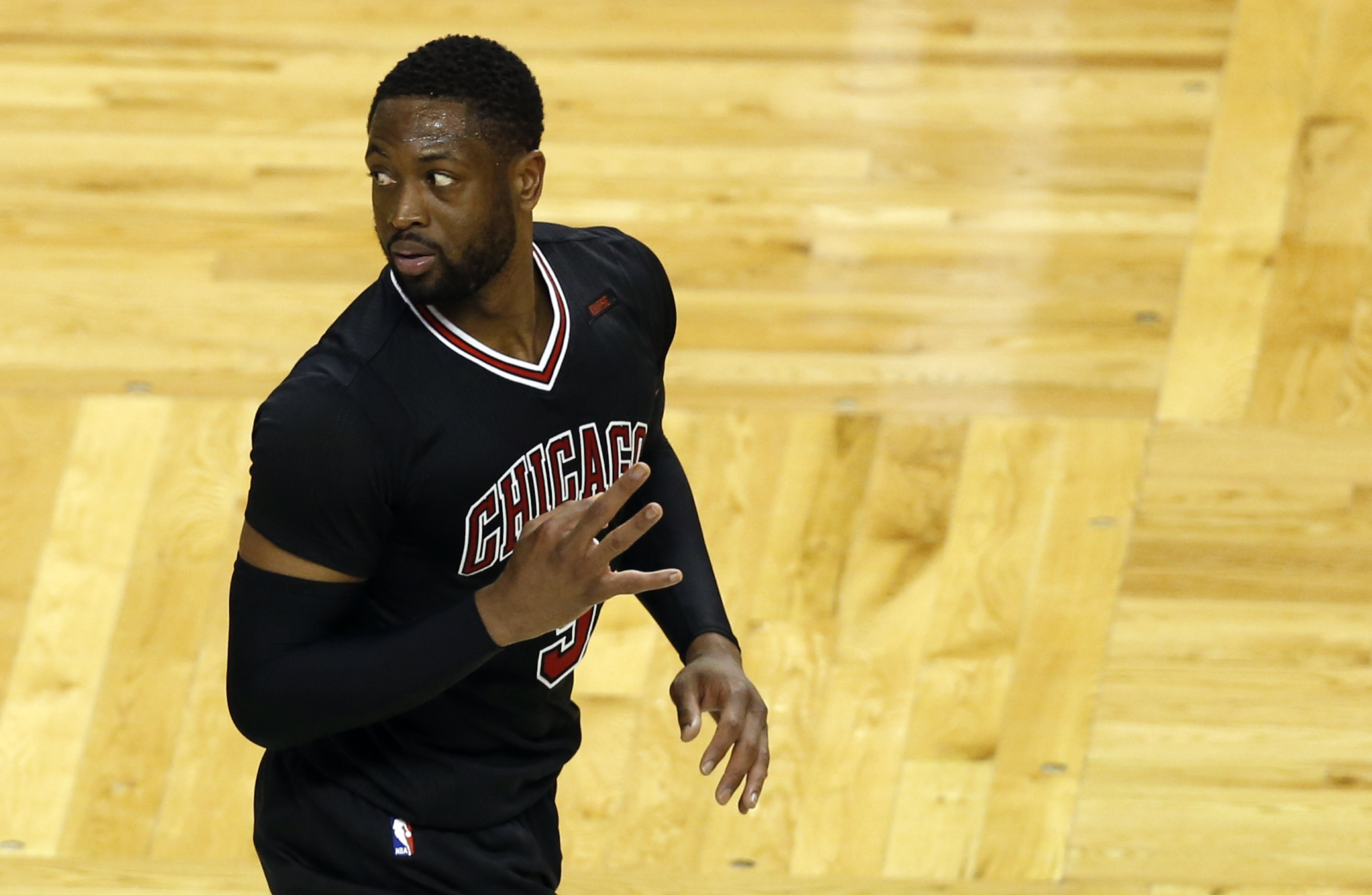 Dwyane Wade 2017 Playoffs