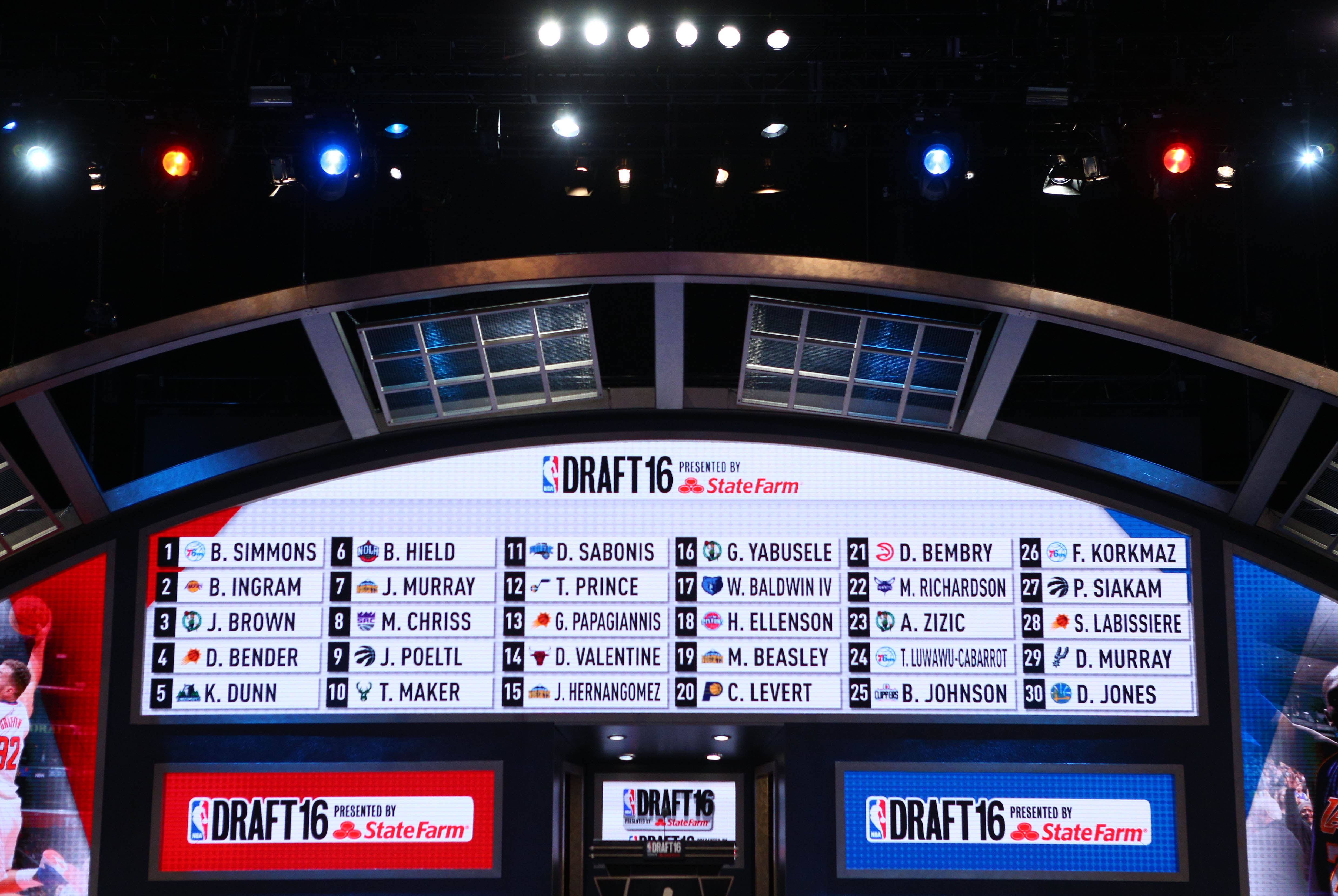 The 2017 NBA Draft Could Be A Good Start In The Bulls Actually Retooling A  Roster  Depth Chart Nba