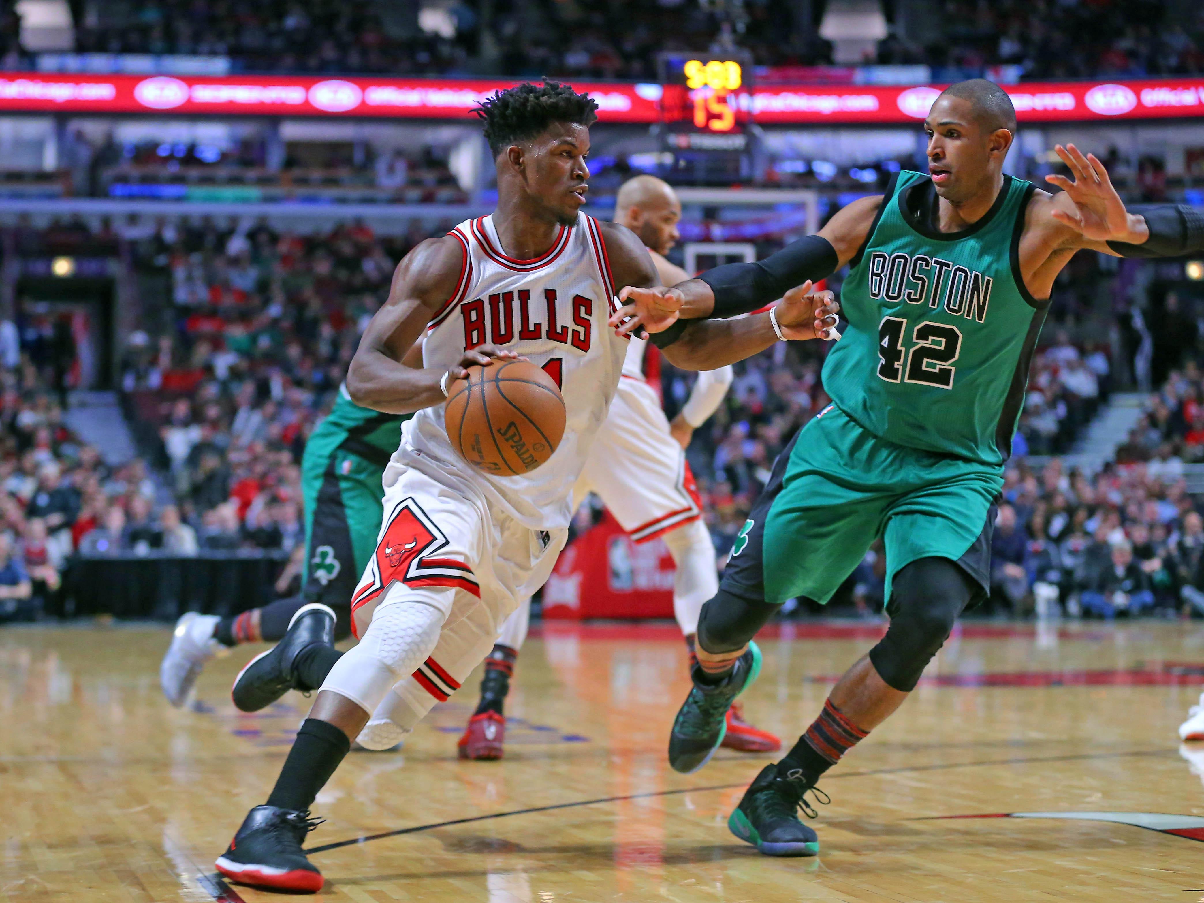 8d82305c8644 Chicago Bulls vs. Boston Celtics Playoff Preview