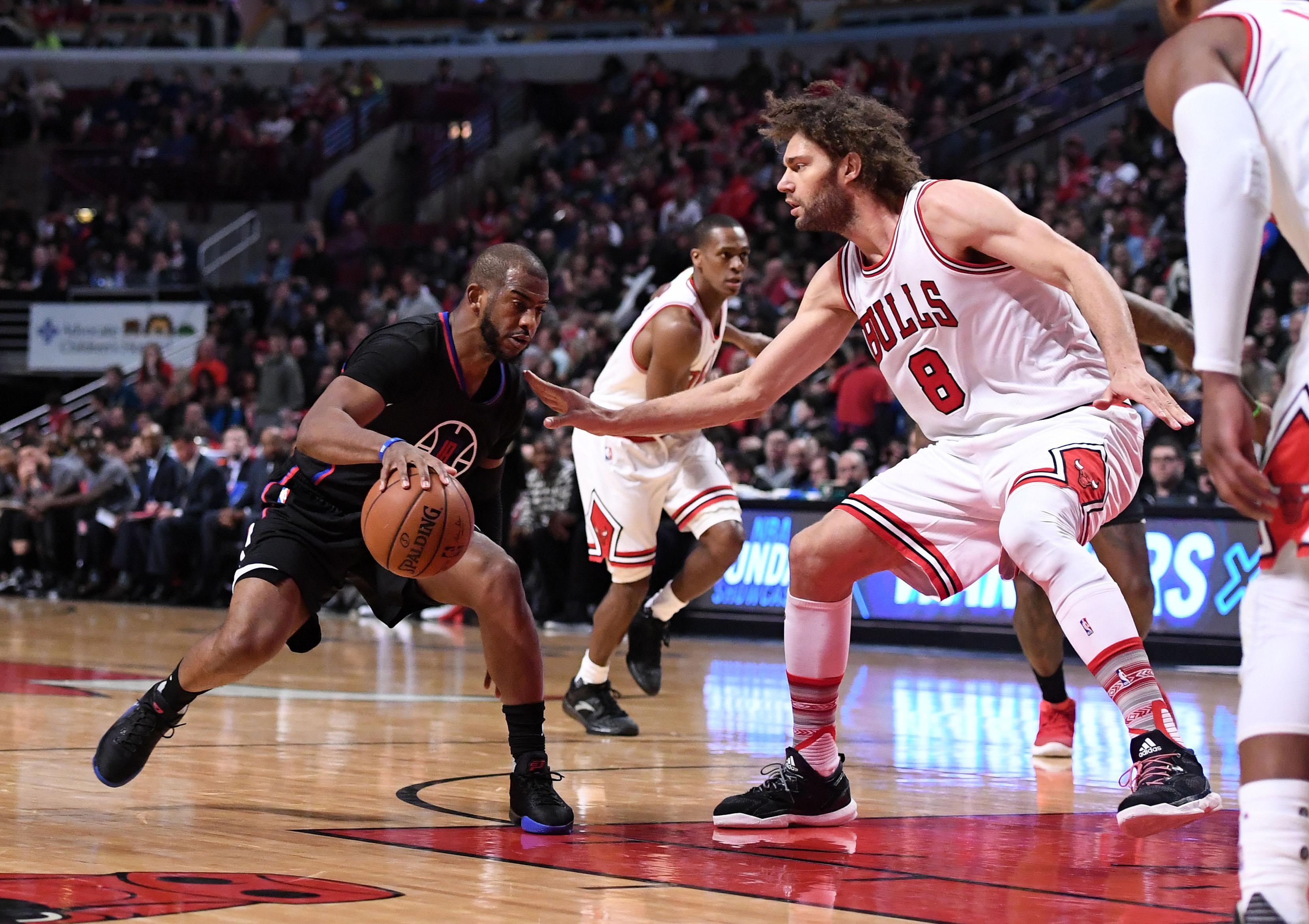 Clippers Vs Bulls Photo: Chicago Bulls Vs. Los Angeles Clippers Takeaways: Horrific
